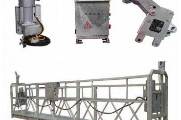 durable suspended work platform , l shaped platform for painting high ceilings