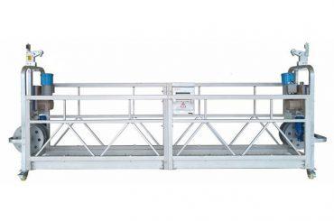 window cleaning machine,suspended platform,gondola,scaffolding
