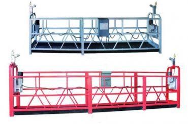 factory sale window glass cleaning platform crane cradle