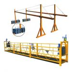suspended access platforms,work platform ce scp350/23s
